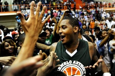 Goodman League All-Stars v The Melo League./ Getty Images