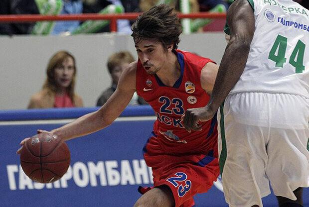 Alexey Shved./ CSKA