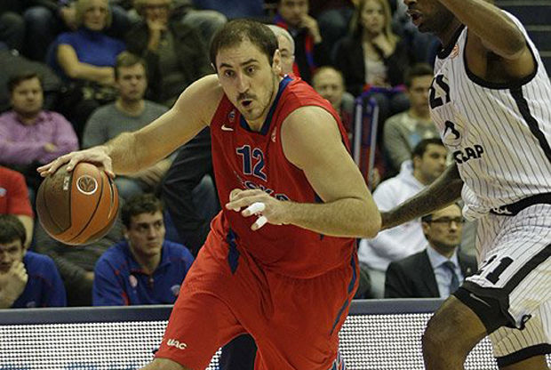 Nenad Krstic./ CSKA