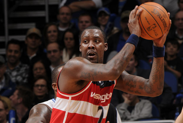 Andray Blatche./ Getty Images