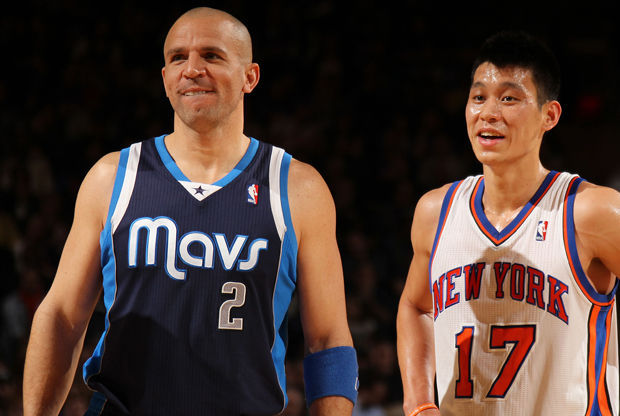 Jason Kidd y Jeremy Lin./ Getty Images