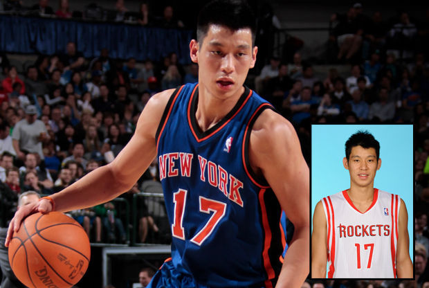 Jeremy Lin./ Getty Images