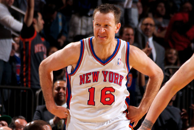 Steve Novak./ Getty Images