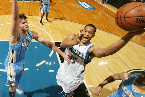 Anthony Randolph./ Getty Images