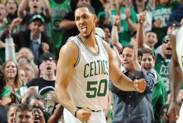 Ryan Hollins./ Getty Images