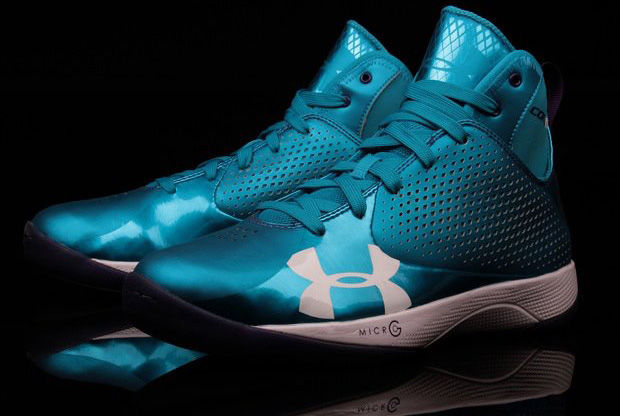 Under Armour Juke Throwback Hornets