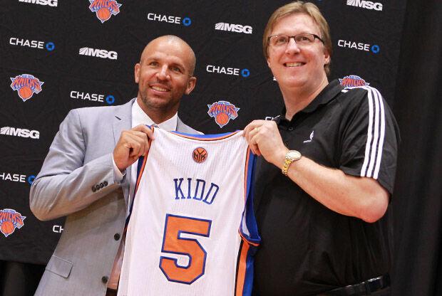 Jason Kidd./ Getty Images