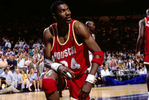 Hakeem Olajuwon./ Getty Images