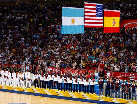 España, Estados Unidos, Argentina./ Getty Images