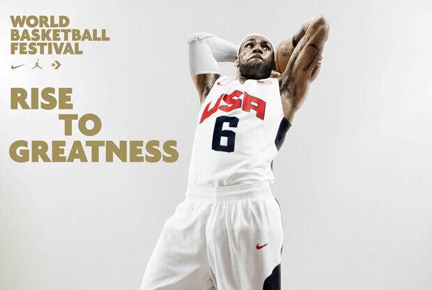 LeBron James./ Nike