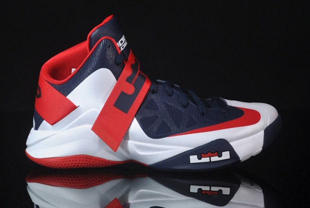 Nike - Zoom LeBron Soldier 6 'USA'