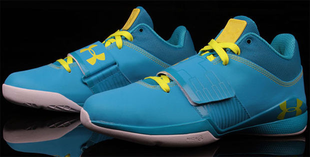 Under Armour Micro G Bloodline –  'Patterson High School PE'
