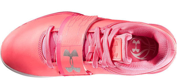 Under Armour Micro G Bloodline – 'Pink Bracket'
