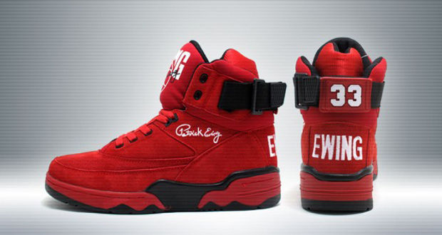 Ewing Athletics 33 Hi