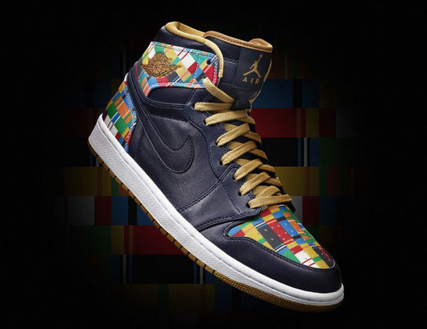 Air Jordan – World Basketball Festival City Pack 'Washington D.C.' - Jordan I y SuperFly