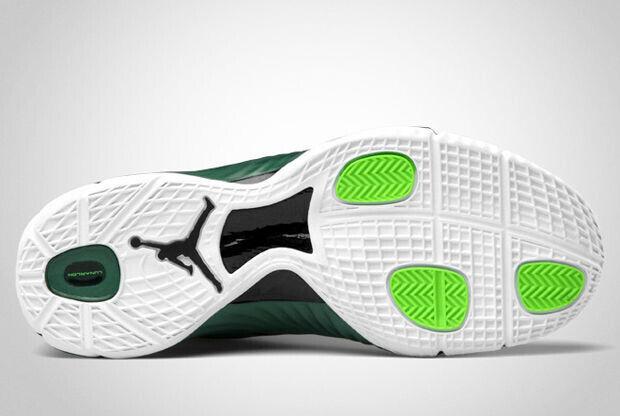 Air Jordan – SuperFly 'Green'