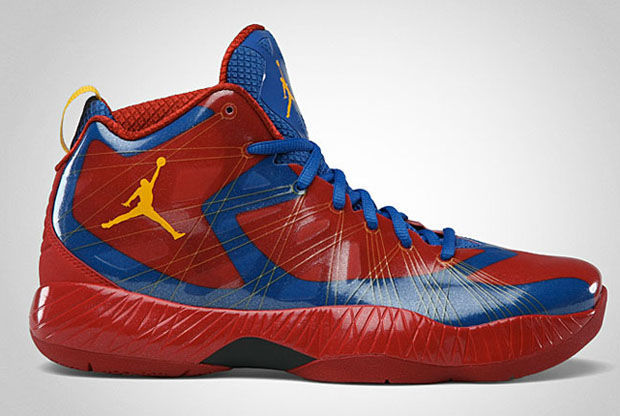 Air Jordan - 2012 Lite Superheroes - SPIDERMAN