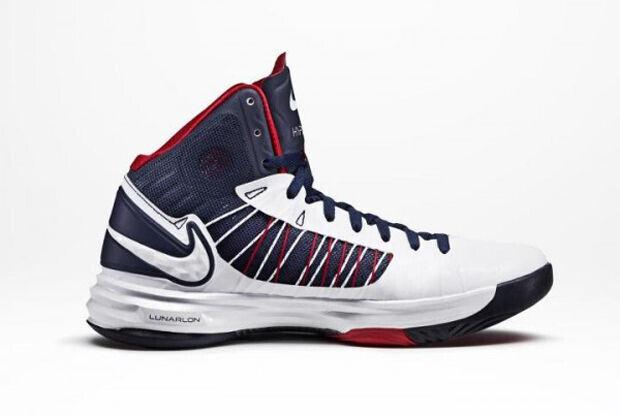Nike – Hyperdunk 2012 'USA'