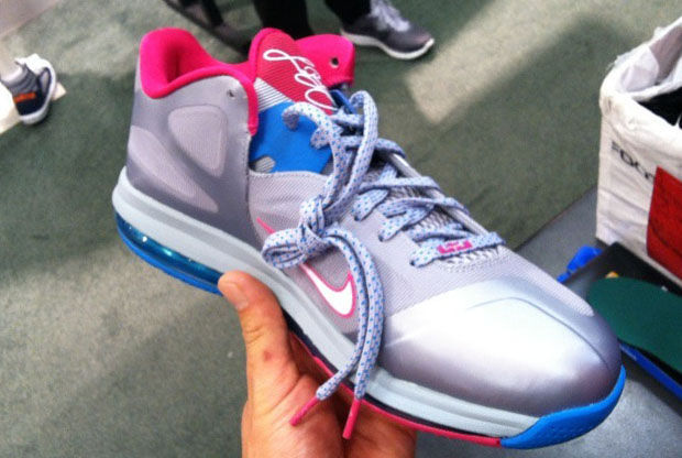 Nike - LeBron 9 Low 'WBF - Fireberry'