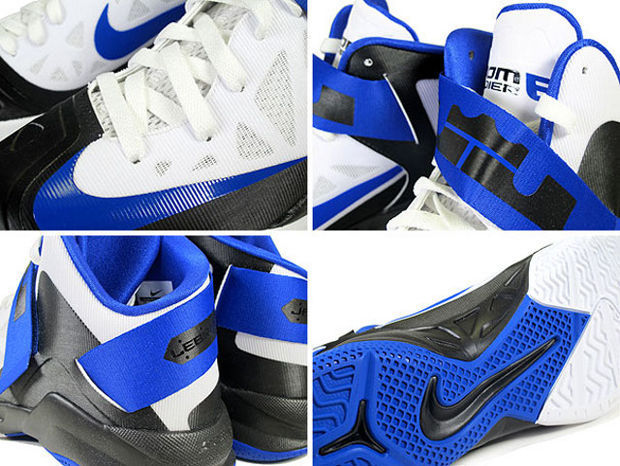 Nike – Zoom LeBron Soldier 6 'The Blue'