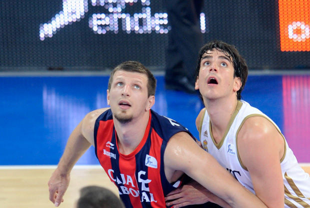 Mirza Teletovic./ ACB MEDIA