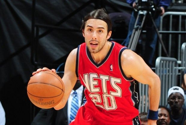 Sasha Vujacic./ Getty Images