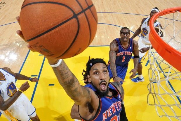 Renaldo Balkman./ Getty Images