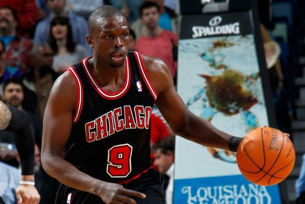 Loul Deng./ Getty Images