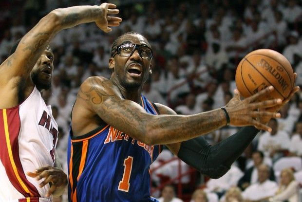 Amare Stoudemire./ Getty Images