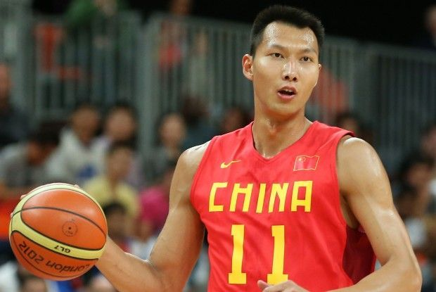 Yi Jianlian./ Getty Images