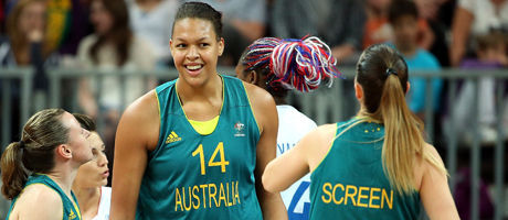 Liz Cambage./ Getty Images