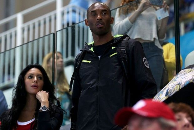 Vanessa Bryant, Kobe Bryant./ Getty Images