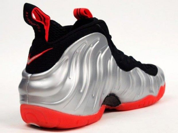 Nike Air Foamposite Pro Bright Crimson