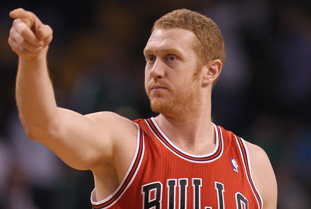 Brian Scalabrine./ Getty
