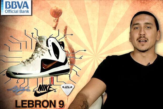 El Probador de Zapas: Nike LeBron 9