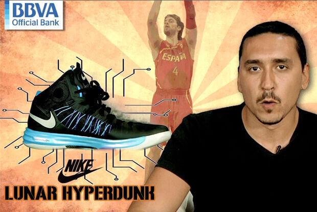 El Probador de Zapas: Nike Lunar Hyperdunk 2012+