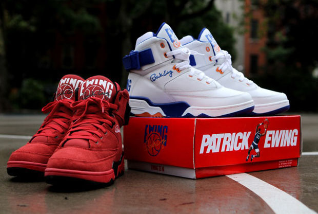 Patrick Ewing Athletics – 33 Hi