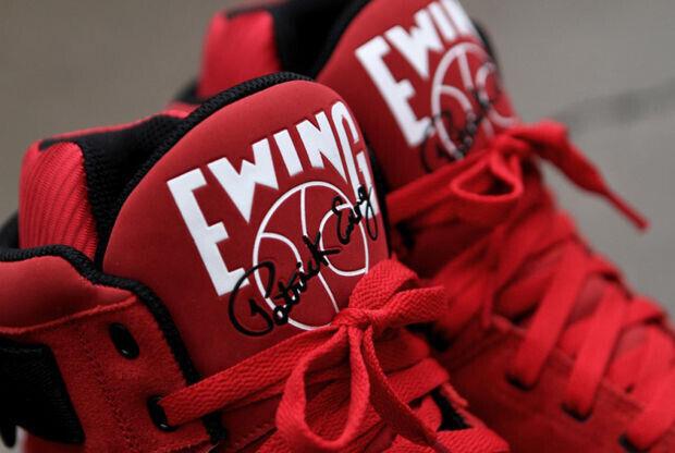 Patrick Ewing Athletics – 33 Hi
