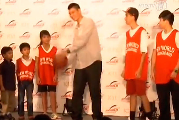 Jeremy Lin, en Hong Kong
