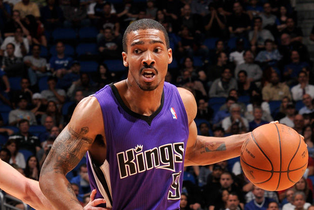 Luther Head, es etapa como jugador de los Kings./ Getty