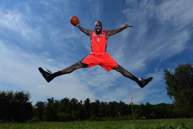 Quincy Acy./ Getty