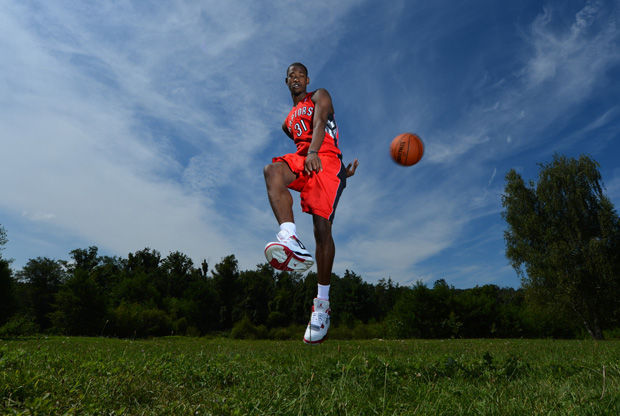 Terrence Ross./ Getty