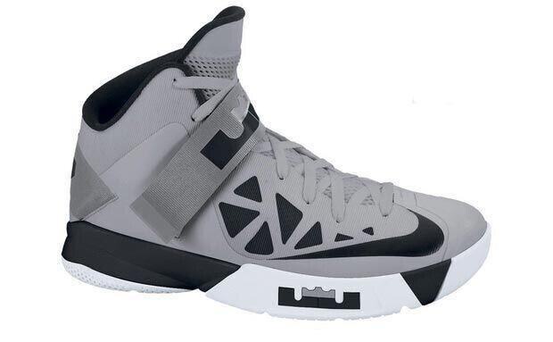 Nike LeBron Zoom Soldier VI Wolf