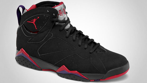 Air Jordan - Retro 7 'Charcoal-Club'