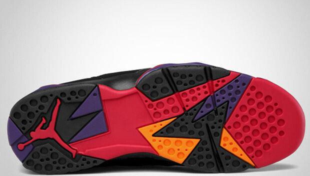 Air Jordan - Retro 7 'Charcoal-Club'