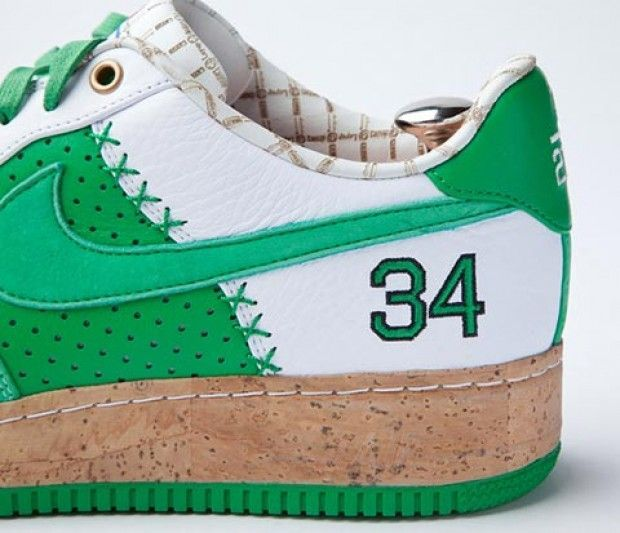 Nike Air Force One Bespoke Paul Pierce