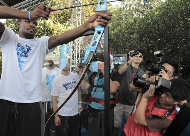 Kevin Durant./ Nike