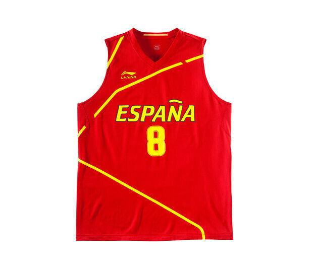 Li-Ning pone a la venta los uniformes de Argentina y España