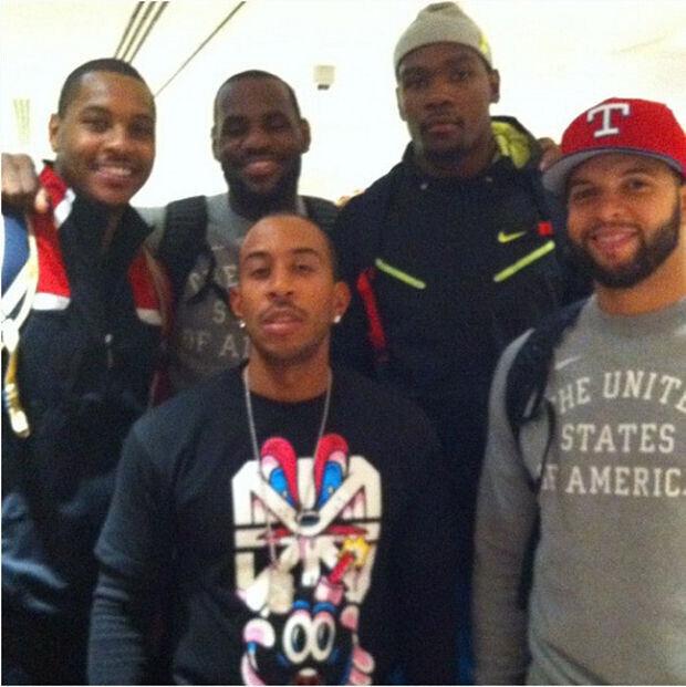 Ludacris se une al Team USA