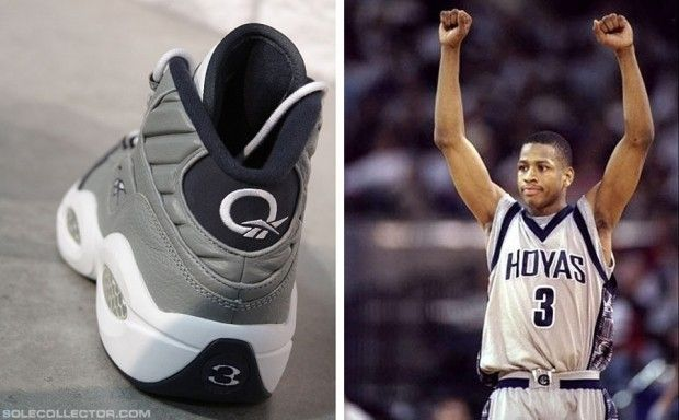 Reebok Question Georgetown Hoyas